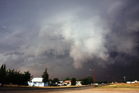 West Texas Storm Chase #5