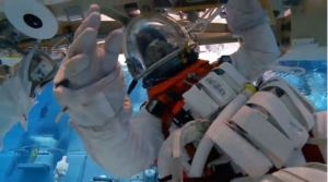 "NASA is testing a modified ""Pumpkin Suit"" for spacewalks on future missions to asteroids."