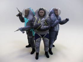 Z-2 spacesuit designs
