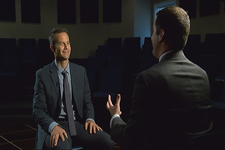 Actor Kirk Cameron shares his spiritual walk from athiest to evangelist