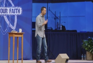 Actor Kirk Cameron shares his spiritual walk from athiest to evangelist 3