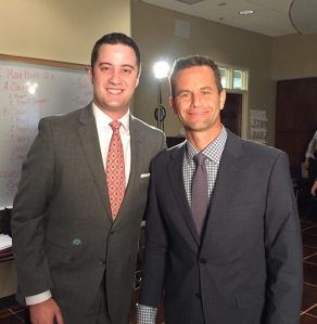 Actor Kirk Cameron shares his spiritual walk from athiest to evangelist 2