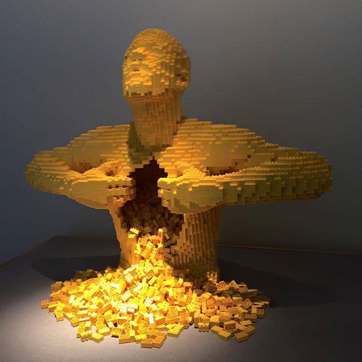 Wildly popular 'The Art of the Brick' exhibit opens at Tyler Museum of Art 2