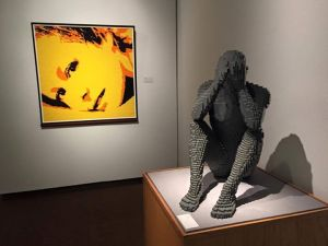 Wildly popular 'The Art of the Brick' exhibit opens at Tyler Museum of Art