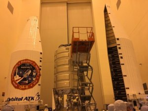 S.S. Rick Husband is scheduled to launch on March 22 from Cape Canaveral, Florida. (Source: Orbital ATK)