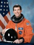 Commander Rick Husband, a native of Amarillo, perished along with his 6 crew mates when Space Shuttle Columbia broke apart over East Texas in 2003. (Source: NASA)