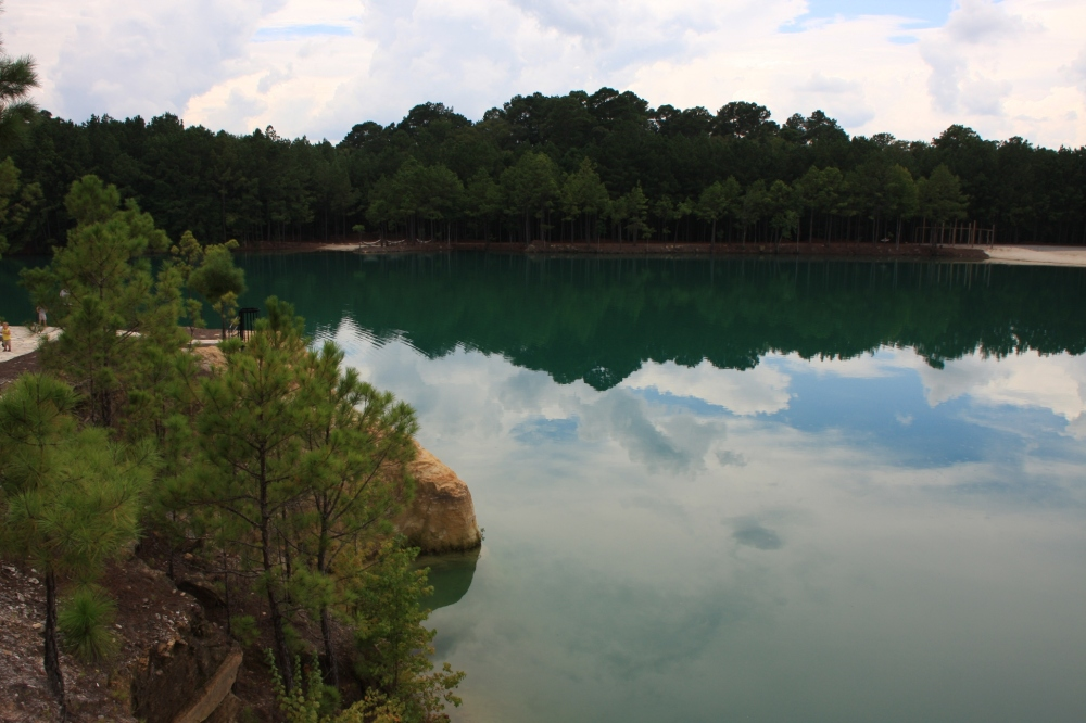 Hidden among the pines, The Blue Hole is preserved as a Texas treasure 2