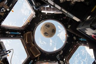 soccer-ball-recovered-from-shuttle-challenger-wreckage-reaches-space-three-decades-later