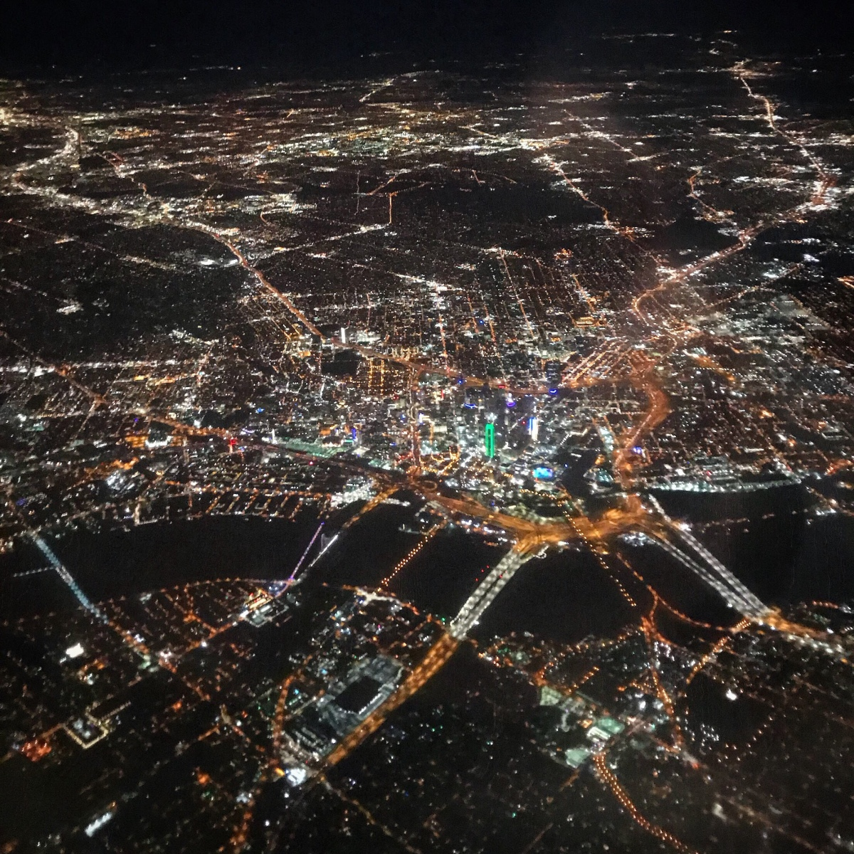 Dr Luckie Saraland Al: WATCH: Spectacular Time-lapse Of Dallas, Texas Flyover